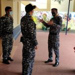 Inspection from Southern Command (Kochi)